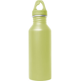MIZU M5 Bidon with Lime Loop Cap 500ml zielony